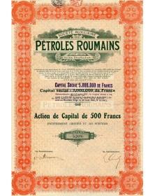 Sté Auxiliaire des Pétroles Roumains