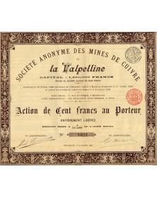 S.A. des Mines de Cuivre de la Valpelline