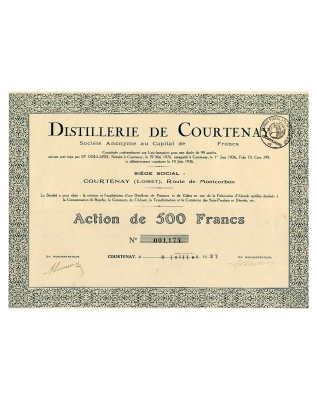 Distillerie de Courtenay