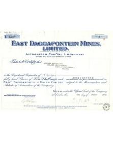 East Daggafontein Mines, Ltd.