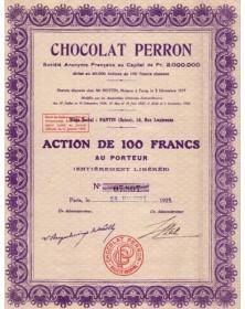Chocolat Perron