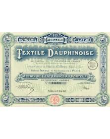 La Textile Dauphinoise