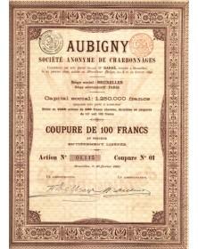 Aubigny S.A. de Charbonnages
