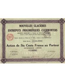 Nouvelles Glacières et Entrepôts Frigorifiques Clermontois