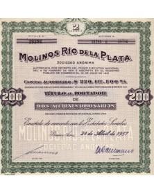 Molinos Rio de la Plata