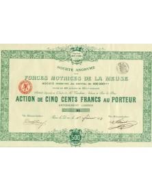 S.A. des Forces Motrices de la Meuse