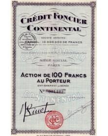 Crédit Foncier Continental