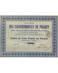Sté des Charbonnages de Polroy