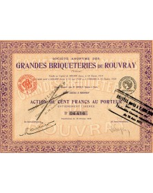 S.A. des Grandes Briqueteries de Rouvray
