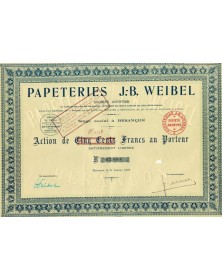 Papeteries J.-B. Weibel