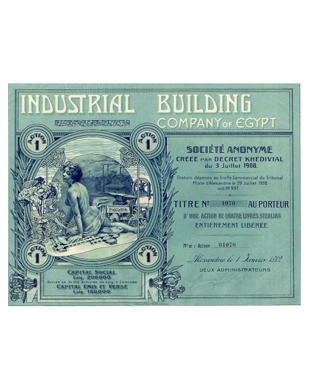 Industrial Building Company of Egypt