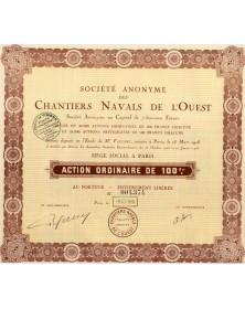 S.A. des Chantiers Navals de L'Ouest