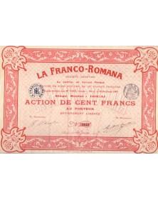 La Franco-Romana