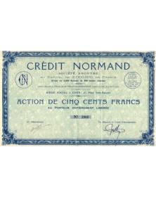 Crédit Normand