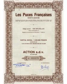 Les Puces Françaises