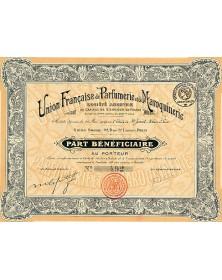 Union Française de Parfumerie et de Maroquinerie