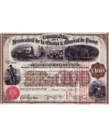 Compania del Ferrocarril de la Oroya y Mineral de Pasco