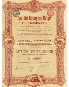 S.A. Belge de Tramways