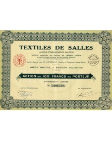 Textiles de Salles