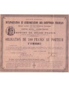 S.A. d'Exportation et d'Importation des Comptoirs Français