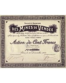 S.A. des Mines de Vendée