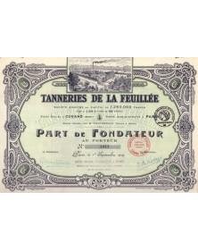 Tanneries de la Feuillée