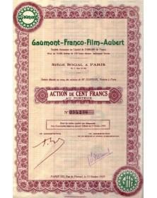Gaumont-Franco-Film-Aubert S.A.