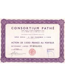 Consortium Pathé Cinema