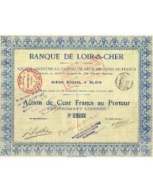 Banque de Loir-&-Cher