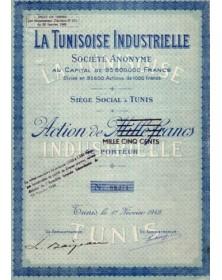 La Tunisoise Industrielle