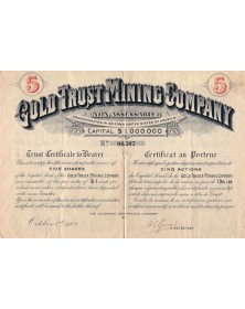 Gold Trust Mining Co.