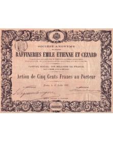 S.A. des Anciennes Raffineries Emile Etienne et Cézard