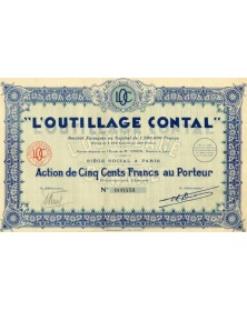 S.A. ''L'outillage Contal''