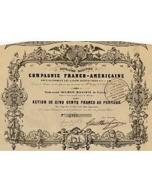 Cie Franco-Américaine (Gauthier Frères & Cie)