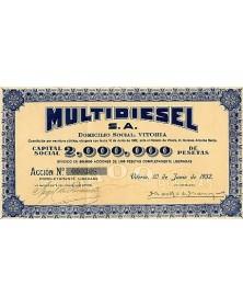 Multidiesel S.A.