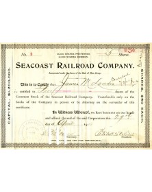 Railroad Shares