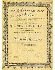 S.A. des Eaux de Vendôme