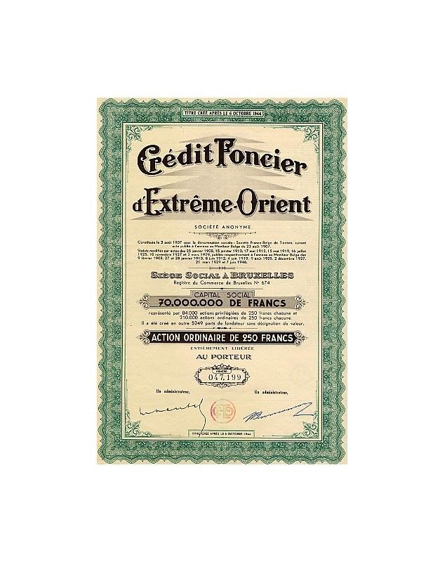 Crédit Foncier d'Extrême-Orient