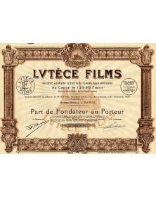 Lutèce Films, S.A. d'Editions Cinématographiques