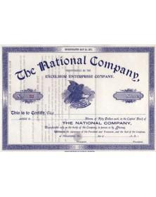 The National Co. (Excelsior Enterprise Co.)