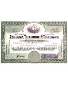American Telephone & Telegraph Co.