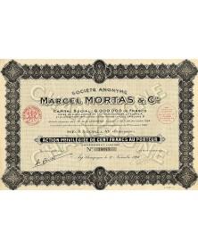 Marcel Mortas & Cie.