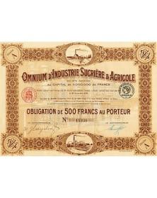 Omnium d'Industrie Sucrière & Agricole