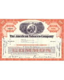 The American Tobacco Co.