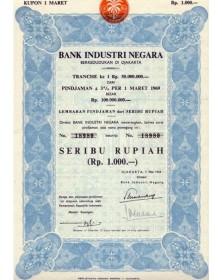 Bank Industri Negara