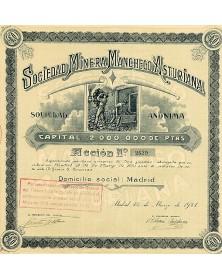 Sociedad Minera Manchego Asturiana
