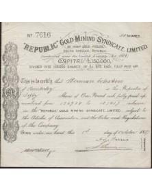 "-Republic-"" Gold Mining Syndicate, Ltd."""