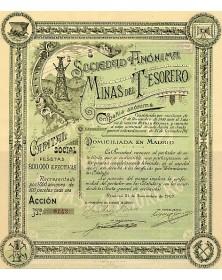 S.A. Minas del Tesorero (S.A. Minière de Tesorero)