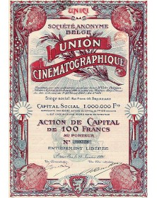 S.A. Belge Union Cinématographique (UNICI)