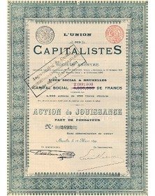 L'Union des Capitalistes